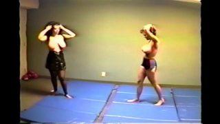 Blake Mitchell vs Tara Titanium – FTV-75