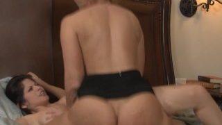 GirlfriendsFilms Janet Mason Tribbing Busty Lesbian