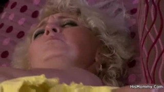 mom lick sleeping girlfriend pussy