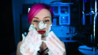 ASMR Foam shaving cream