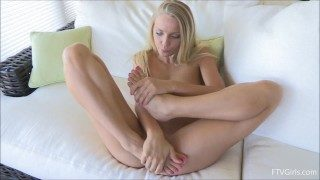 Staci Carr Feet Fetish